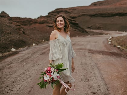Lucie Bénard, Wedding Designer à la Réunion et dans le monde