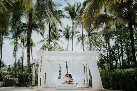 Mariage à l'île Maurice et dans le monde